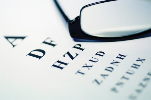 January is the ideal time to start getting eye exams