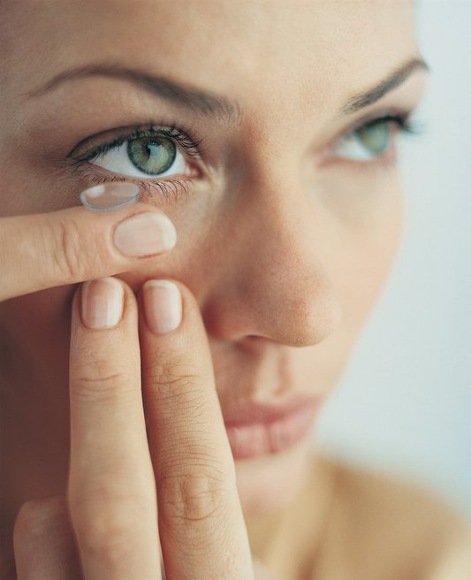 Colored Contact Lense, Performance Eye Care